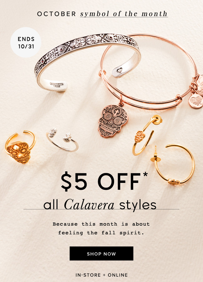 Alex And Ani 5 Off The October Symbol Of The Month Milled