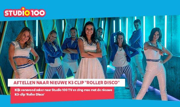 Studio 100 Tv Kleurplaten.Studio100 Com Aftellen Naar De Nieuwe K3 Clip De Grote Premiere