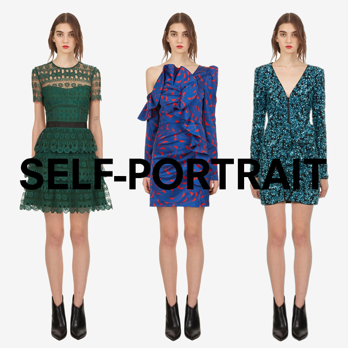self portrait - shop now