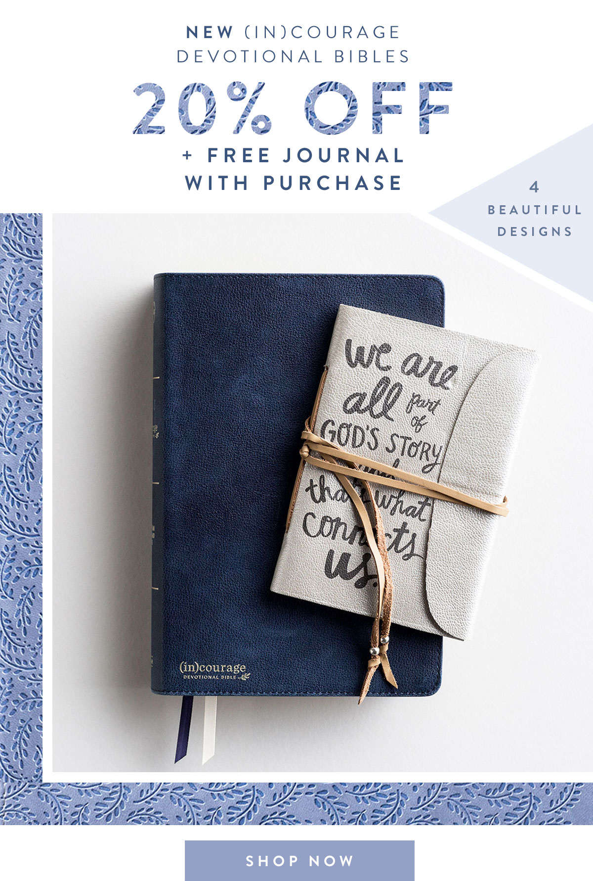 DaySpring: New (in)courage Devotional Bibles - 20% Off and a