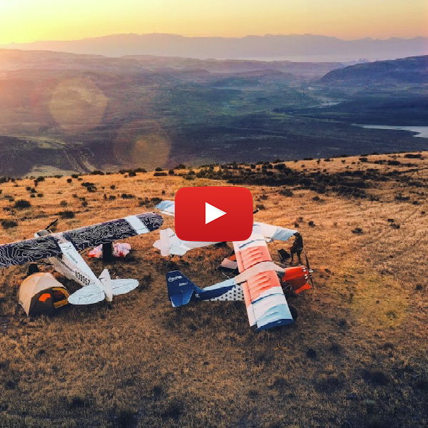 3. Video: what flying is all about.