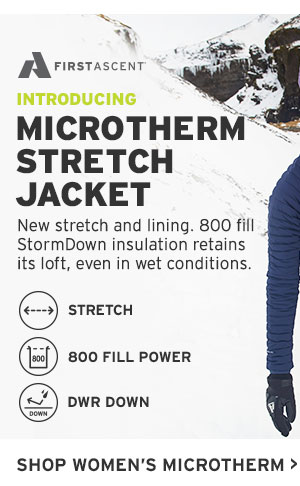 SHOP WOMEN'S MICROTHERM