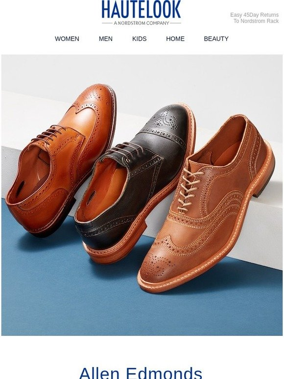 hautelook allen edmonds luxury suits more up to 50 off james