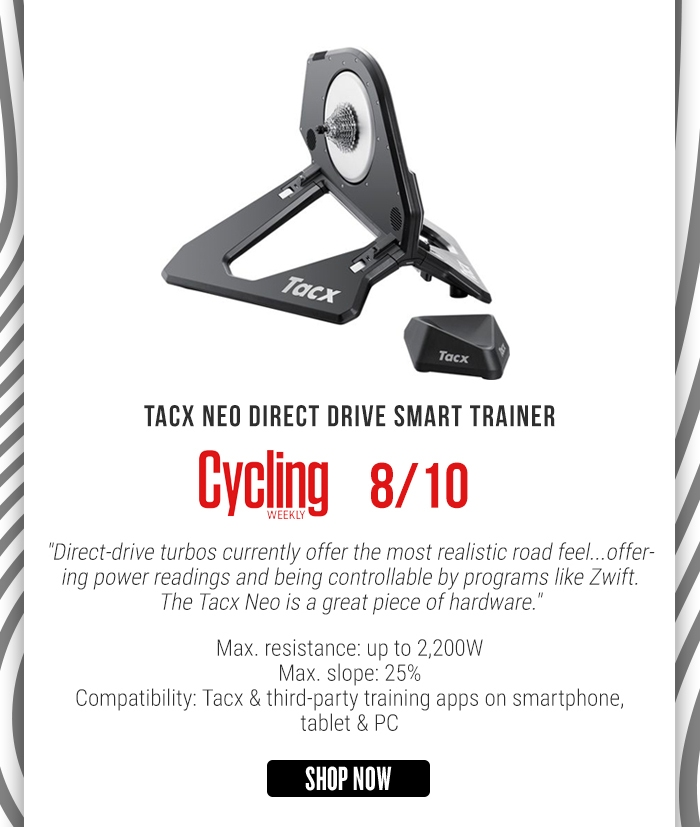 Tacx Neo Direct Drive Smart Trainer