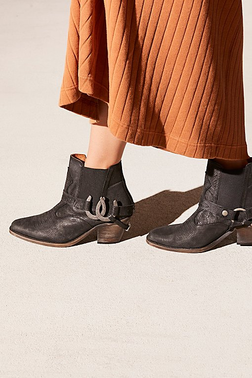 Lady Luck Ankle Boot