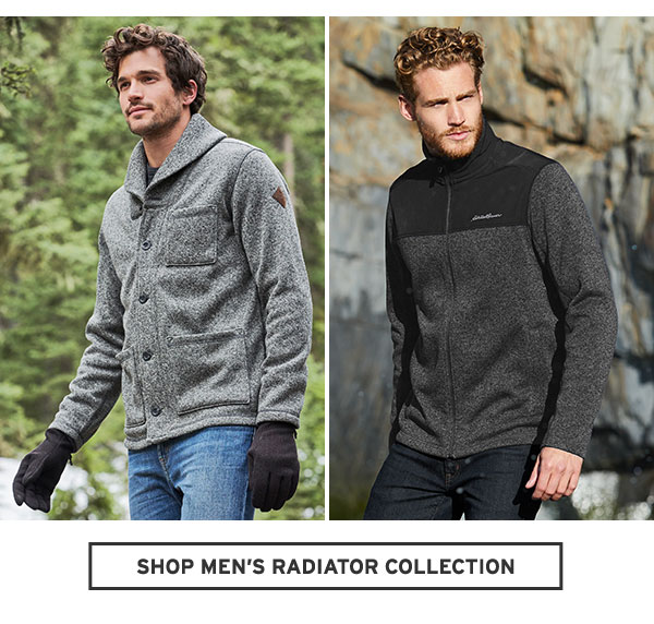 SHOP MEN'S RADIATOR COLLECTION