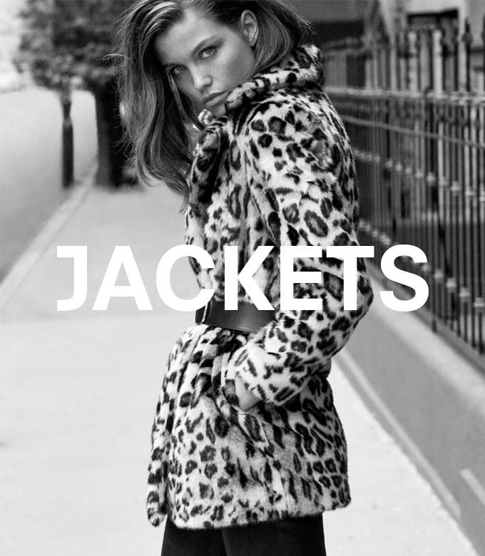 jackets - shop now
