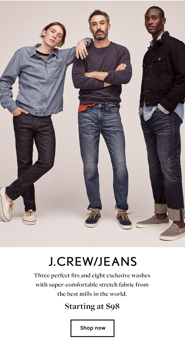 7dc290e0d7f768 J.Crew  How to look good in jeans