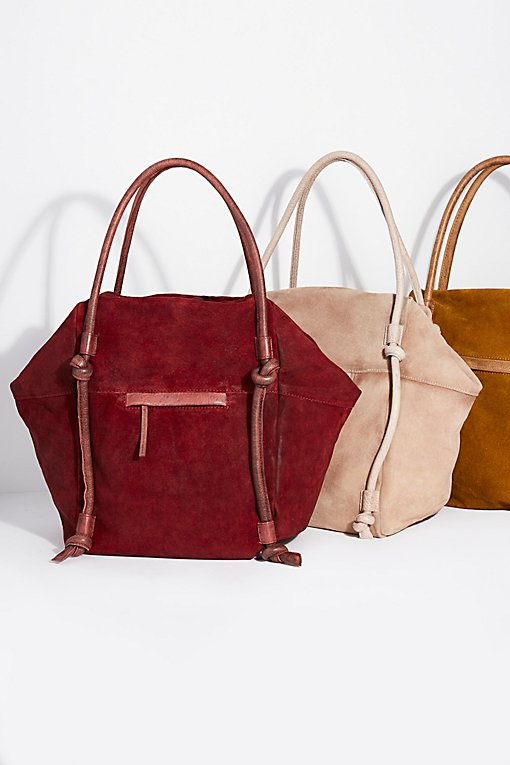 Ingrid Knotted Tote