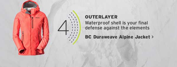 SHOP OUTERLAYERS
