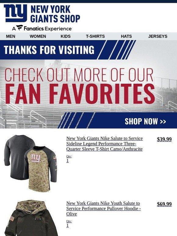 ba0aba011130c9 NY Giants Fan Shop: More Gear You'll Love | Milled