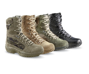 MILITARY WATERPROOF BOOTS