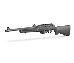 RUGER PC CARBINE, SEMI-AUTOMATIC, 9MM