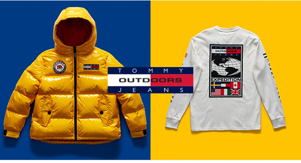 tommy hilfiger outdoor