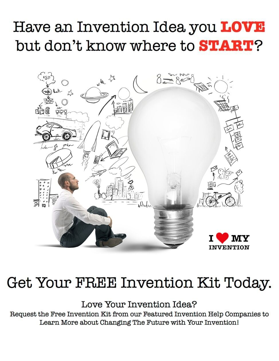 just free stuff free invention kit from love my invention milled