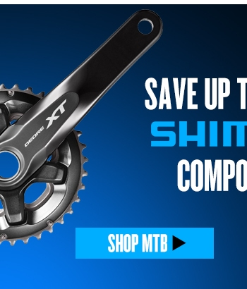 Save up to 45% on Shimano Components - Shop MTB >