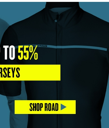 Save up to 55% on Jerseys - Shop Road >