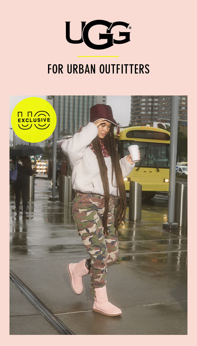 Urban Outfitters: EXCLUSIVE: UGG for