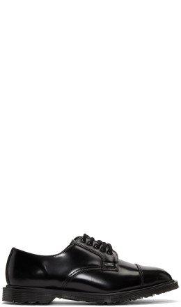 Gosha Rubchinskiy - Black Dr. Martens Edition Lace-Up Derbys