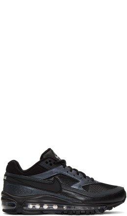 Nike - Black Air Max 97/BW Sneakers