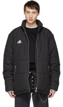 Gosha Rubchinskiy - Black adidas Originals Edition Puffer Jacket