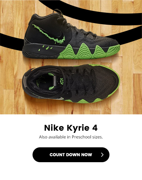 Dropping today Nike Kyrie 4 \u0026 PG 2.5