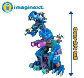 Imaginext Ultra T-Rex Blue