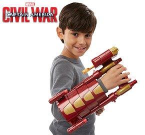 Marvel Captain America: Civil War Slide Blast Armour