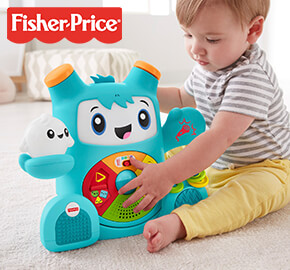 Fisher-Price Dance and Groove Rockit