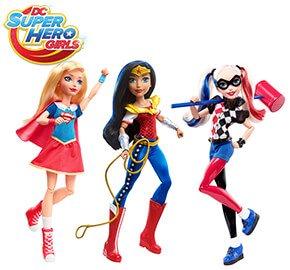 DC Super Hero Girls 30cm Dolls