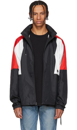 Nike - Black & Red Re-Issue Woven Jacket