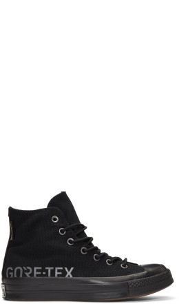 Converse - Black Gore-Tex Edition Chuck Taylor All-Star '70 High-Top Sneakers