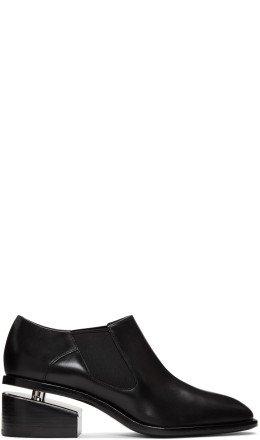 Alexander Wang - Black Floating Heel Jae Boots