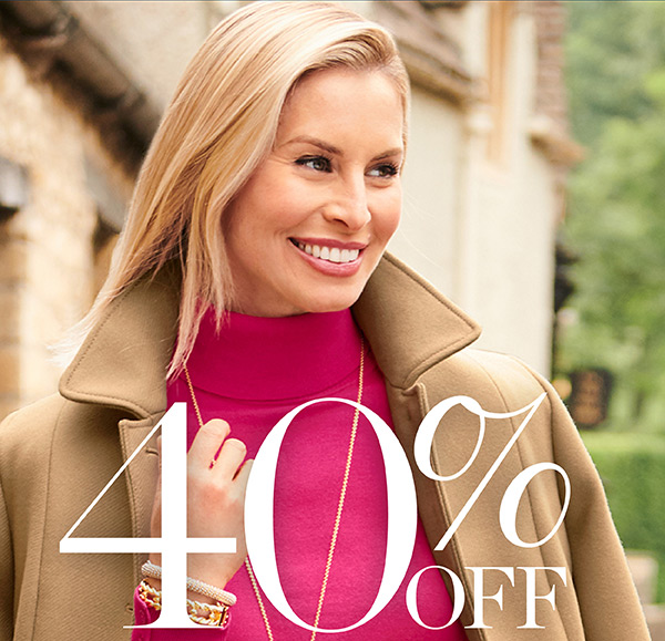 Flash! Only Online, Now Until Midnight! 40% off Jackets and Outerwear. Use Code BREEZE40 or call 1-800-825-2687. Shop Flash