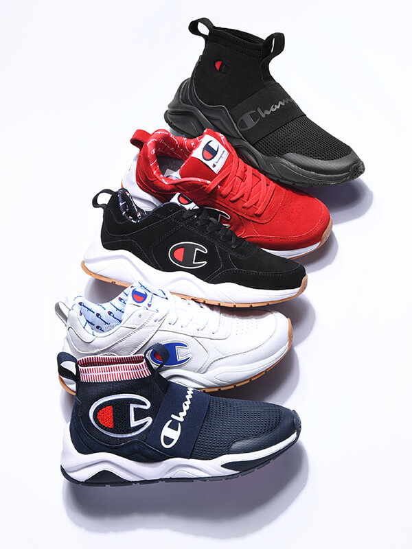 champion shoes new arrival
