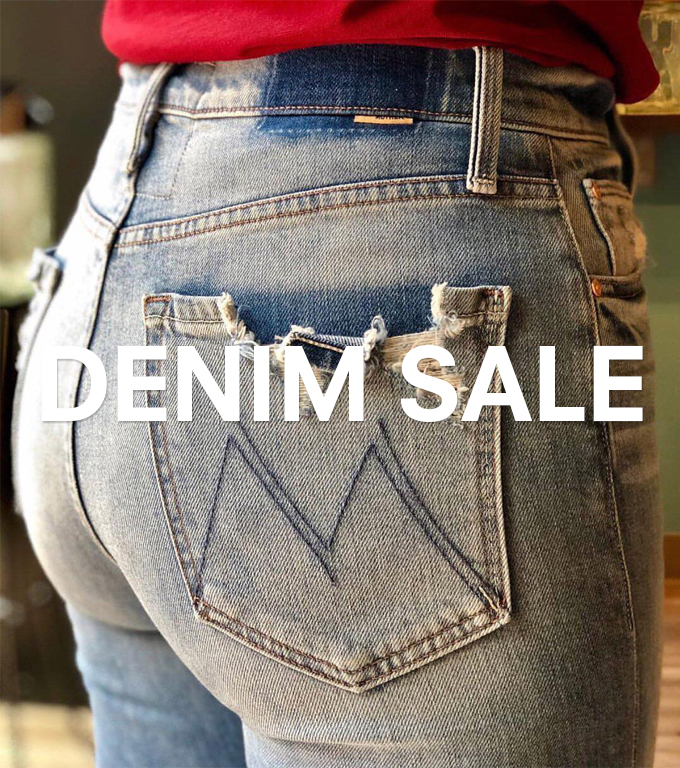 denim sale - shop now