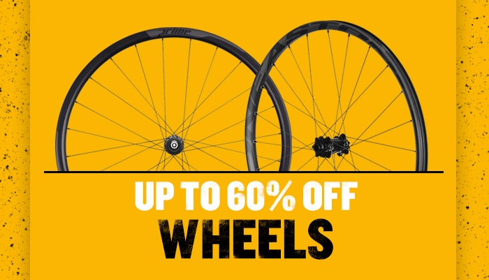 Up to 60% off  Wheels
