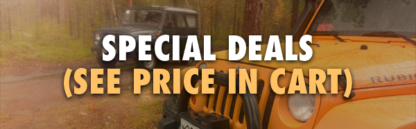 SPECIAL DEALS (SEE PRICE IN CART)