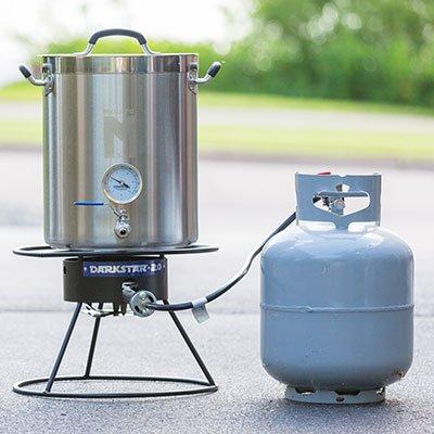 Beer Boiling Equipment