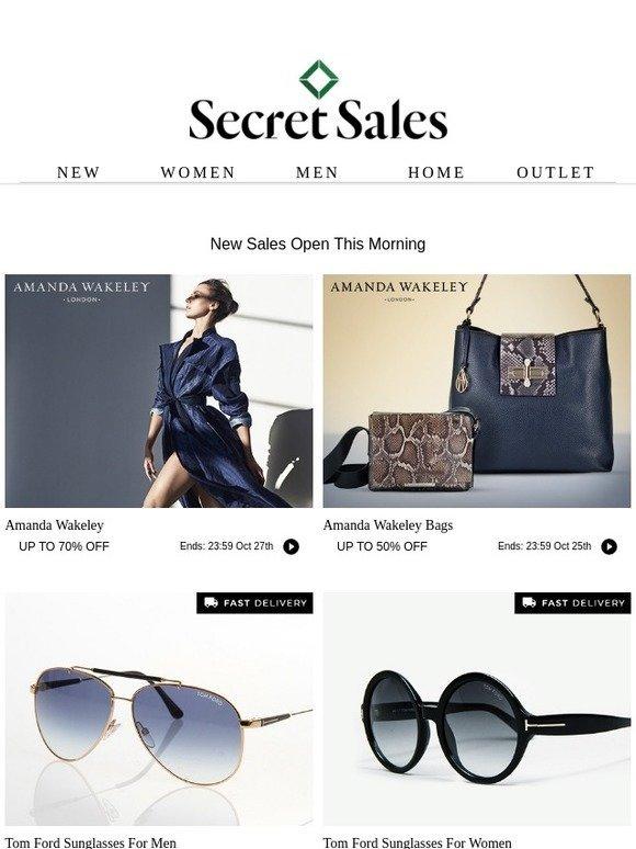 47abc72ca401d Secret Sales  Amanda Wakeley