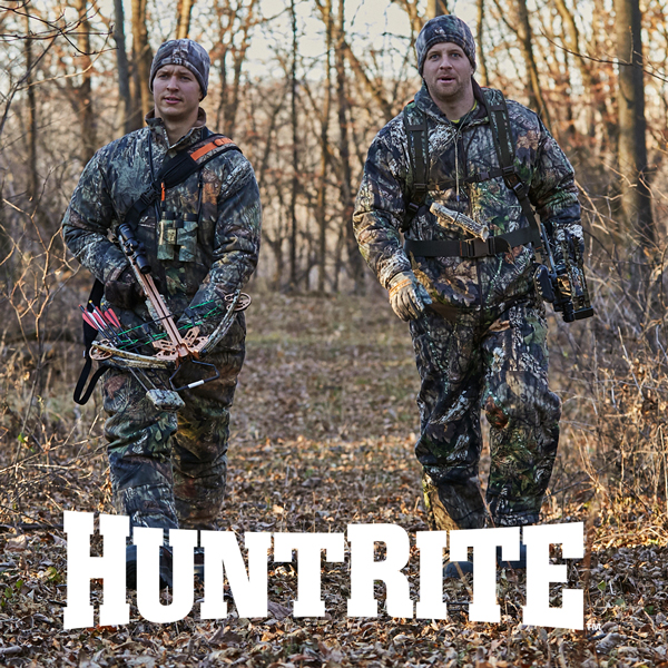 HUNTRITE GEAR THAT GETS YOU THERE