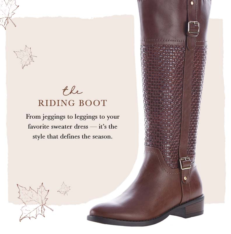 Shop The Riding Boot