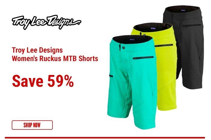 Troy Lee Designs Women's Ruckus MTB Shorts