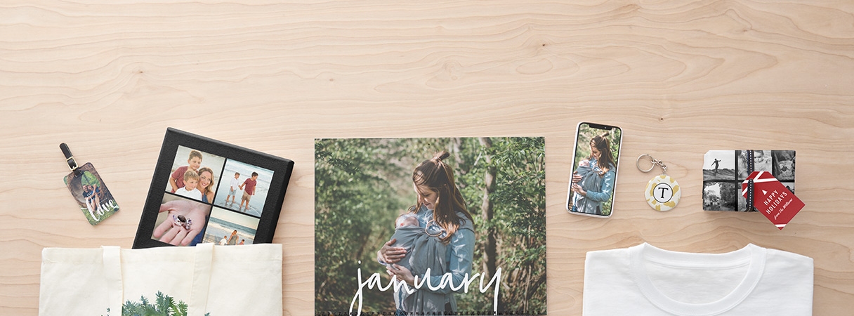 Up to 50% Off Shirts, Wrapping Paper, Calendars, Canvas Prints, Totes & More