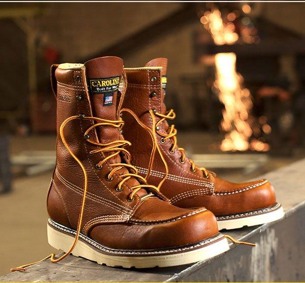 b28cf2ec56b Carolina Footwear: Moc Toe Madness! New Styles In Stock! | Milled