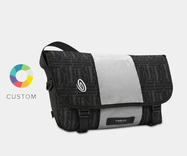 Custom Classic Messenger Bag Was $144 Now $100