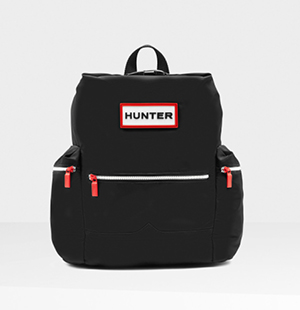 Original Top Clip Backpack - Nylon: Black