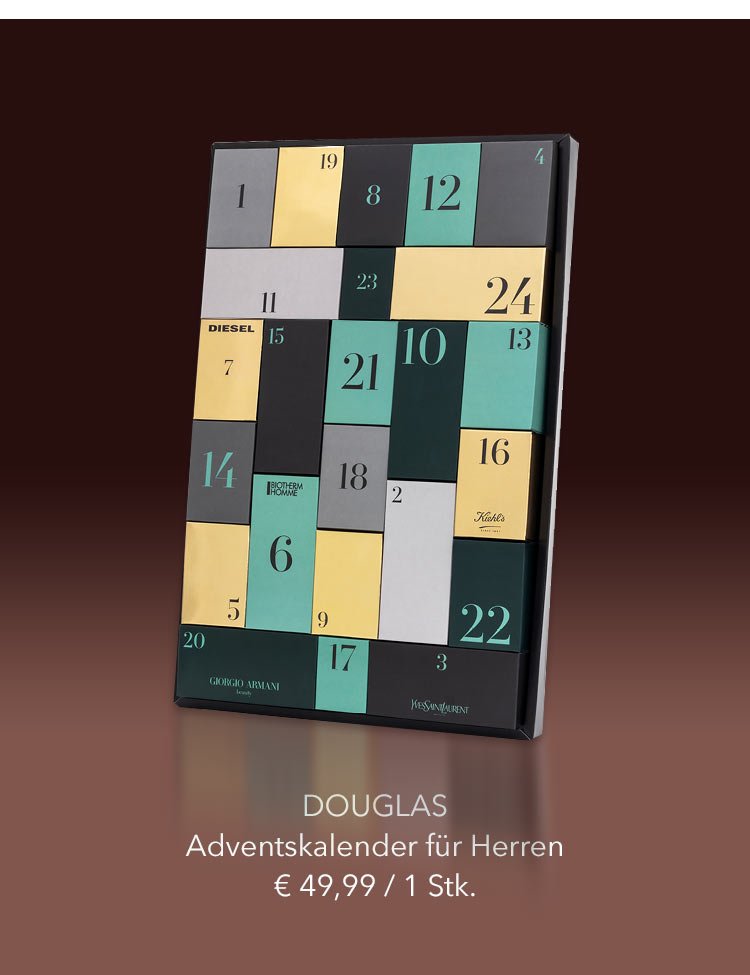 affordable price recognized brands cheap for sale Douglas: We love Beauty-Adventskalender | Milled