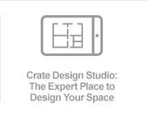 Crate Design Studio: The Expert Place to Design Your Space