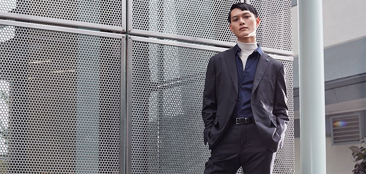 Tailored Luxe With EIDOS